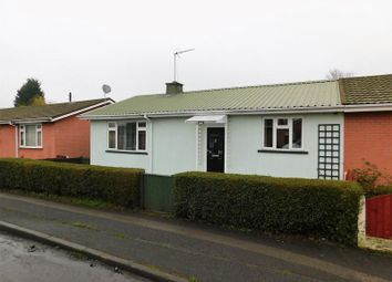 Thumbnail 2 bedroom semi-detached bungalow for sale in Exeter Street, Stafford
