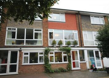 Thumbnail 3 bedroom terraced house to rent in Hollymead, Carshalton, Surrey