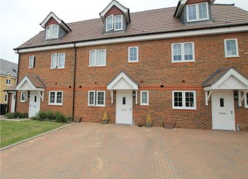 Thumbnail 4 bed terraced house for sale in Guernsey Way, Knaphill, Woking, Surrey