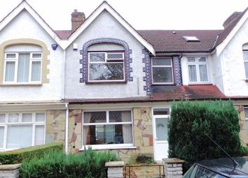 Thumbnail Terraced house for sale in Victoria Road, Edmonton