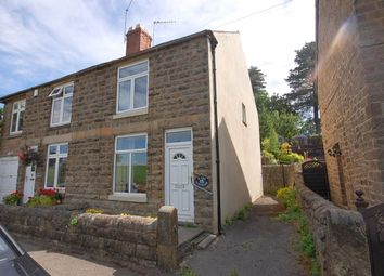 Thumbnail 2 bed semi-detached house for sale in Farnah Green, Belper