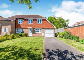 Thumbnail 3 bed semi-detached house for sale in Merryfields, Strood, Rochester, Kent