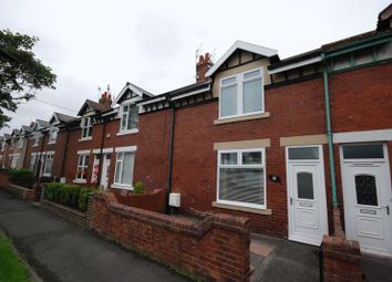 Thumbnail 3 bed terraced house for sale in Gordon Terrace, Stakeford, Choppington