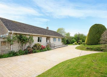 Thumbnail 4 bed detached bungalow for sale in Mill Orchard, Fovant, Salisbury