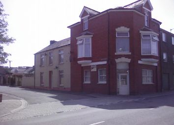 Thumbnail 1 bed flat to rent in Wellington Street, Pembroke Dock