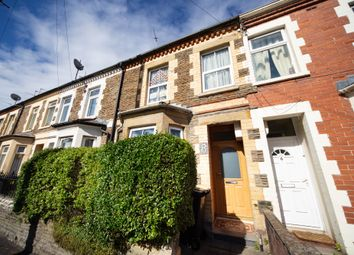 3 bed terraced house for sale in Angus Street, Roath, Cardiff CF24