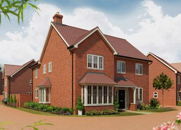 """Thumbnail 4 bed property for sale in """"The Maple"""" at Maddoxford Lane, Botley, Southampton"""
