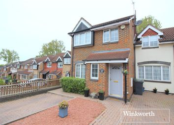Thumbnail 4 bedroom semi-detached house for sale in Robeson Way, Borehamwood, Hertfordshire