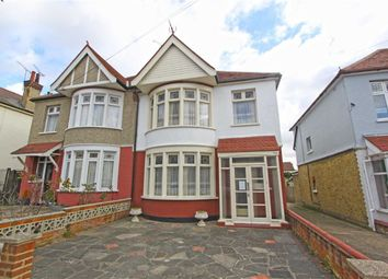 3 bed semi-detached house for sale in Kensington Road, Southend On Sea, Essex SS1