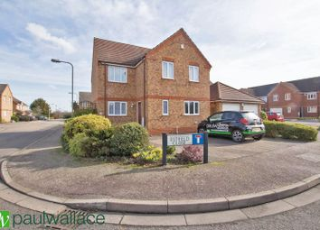 Thumbnail 4 bed detached house for sale in Estfeld Close, Hoddesdon