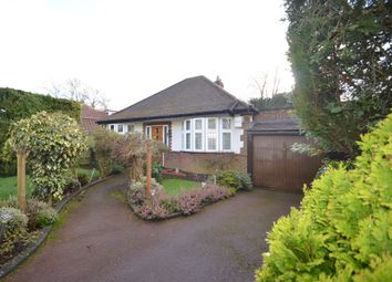 Thumbnail 2 bed detached bungalow for sale in West Drive, Burgh Heath