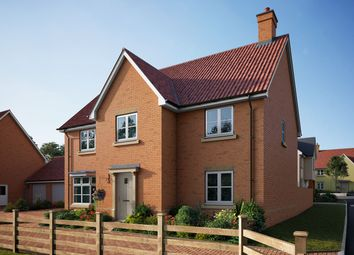 "Thumbnail 5 bed detached house for sale in ""The Breeze"" at Butt Lane, Thornbury, Bristol"