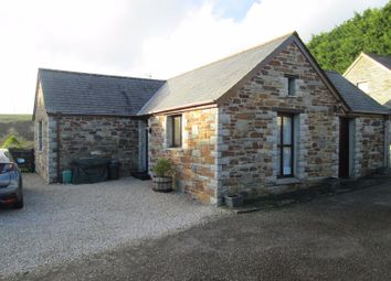 Thumbnail 2 bed detached house to rent in Trefrew, Camelford
