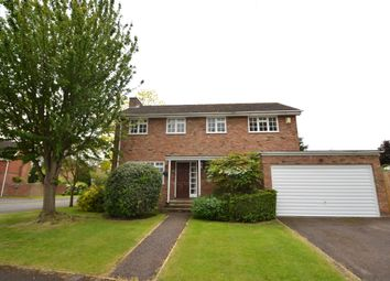 Thumbnail 4 bed detached house to rent in Cleveland Close, Maidenhead