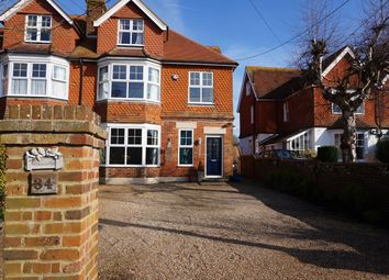 Thumbnail 6 bed semi-detached house for sale in London Road, Hailsham