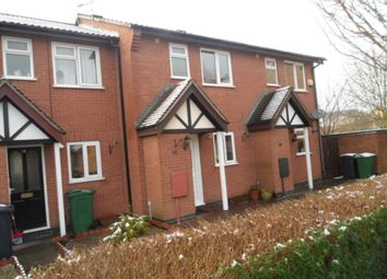 Thumbnail 2 bed town house to rent in Covert Close, Syston