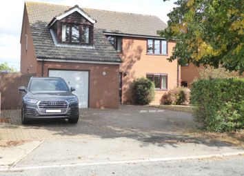 Thumbnail 4 bed detached house for sale in Carr Avenue, Leiston