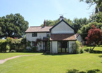 Thumbnail 4 bed detached house for sale in Gosbeck, Ipswich