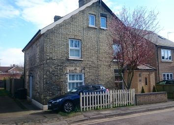 Thumbnail 4 bed semi-detached house to rent in South Street, Stanstead Abbotts, Ware