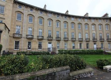 Thumbnail 2 bed flat to rent in Royal Crescent, Weston-Super-Mare, North Somerset
