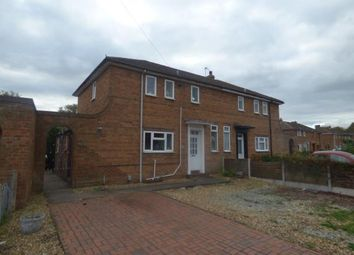 Thumbnail 3 bed semi-detached house for sale in Buxton Avenue, Fazeley, Tamworth, Staffordshire