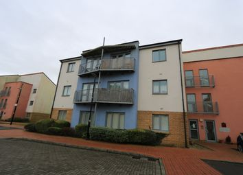 Thumbnail 1 bed flat for sale in Ty Levant, Rhodfar Gwagenni, Barry