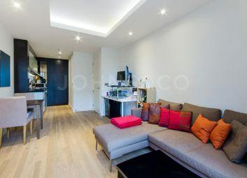 Thumbnail 1 bedroom flat to rent in Cobblestone Square, London