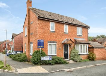 3 bed detached house for sale in Mill Pond Meadows, Leamington Spa CV31