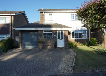 Thumbnail 3 bed detached house for sale in Hyacinth Close, Basingstoke
