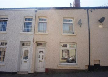 Thumbnail 3 bed terraced house for sale in Jones Street, Phillipstown, New Tredegar, Caerphilly