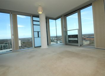 Thumbnail 2 bed flat to rent in Manhattan House, 401 Witan Gate, Milton Keynes