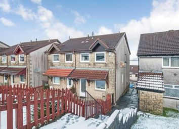 Thumbnail 3 bedroom semi-detached house for sale in Luss Avenue, Greenock, Inverclyde