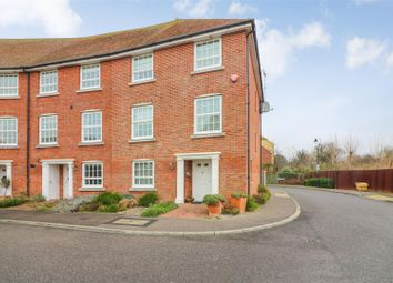 Thumbnail 4 bed end terrace house for sale in Willowbank, Sandwich