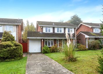 Thumbnail 4 bedroom detached house to rent in Grove Wood Hill, Coulsdon