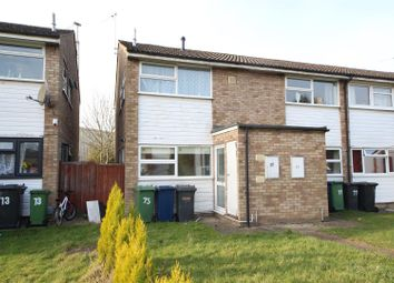 Thumbnail 2 bedroom maisonette for sale in Glenmere Close, Cambridge
