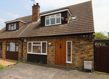 Thumbnail 3 bed property to rent in Welley Road, Wraysbury, Staines