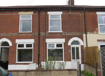 Thumbnail 2 bedroom terraced house for sale in Nelson Street, Norwich, Norfolk