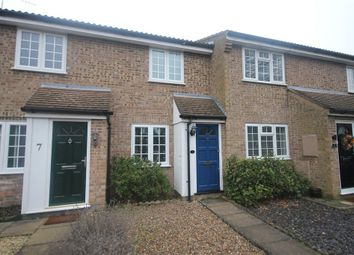 Thumbnail 2 bed terraced house to rent in Thorncroft, Englefield Green, Surrey