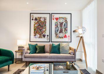 Thumbnail 2 bedroom flat for sale in Taper Building, 175 Long Lane, London