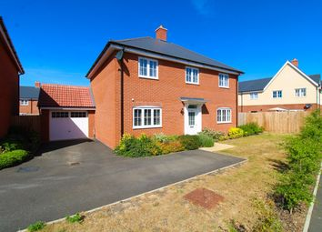 Thumbnail 4 bed detached house for sale in Nayland Road, Colchester