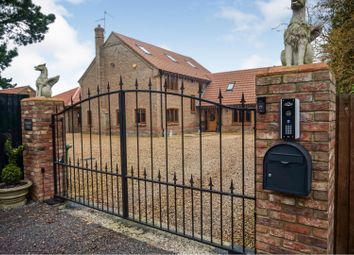 6 bed detached house for sale in Church Road, Tilney All Saints, King's Lynn PE34