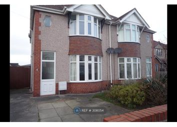 Thumbnail 3 bed semi-detached house to rent in Rhyl, Rhyl
