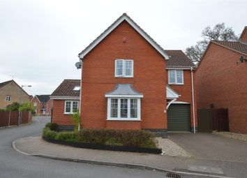 Thumbnail 4 bed property for sale in Pym Close, Thorpe St. Andrew, Norwich