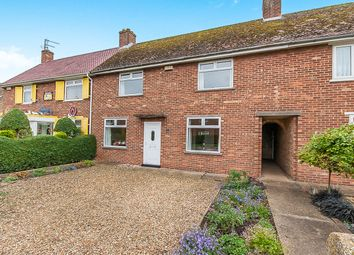 Thumbnail 3 bedroom terraced house for sale in Perry Road, Leverington, Wisbech