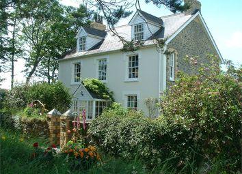 Thumbnail Land for sale in Llainfran, Nanternis, New Quay, Ceredigion