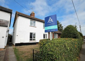 Thumbnail 2 bed property to rent in Crabtree Road, Haddenham