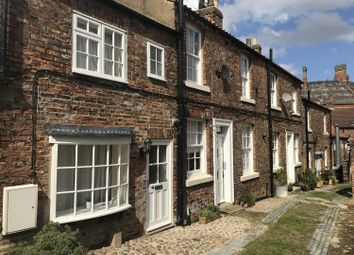 Thumbnail 1 bed terraced house to rent in Johnsons Yard, Market Place, Thirsk