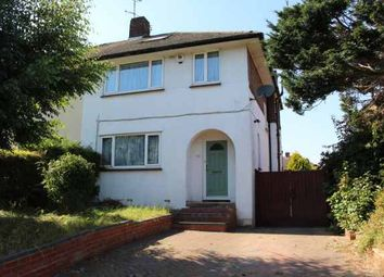 Thumbnail 3 bed semi-detached house for sale in Farley Hill, Luton, Bedfordshire
