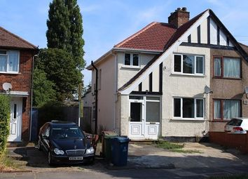 Thumbnail 5 bed semi-detached house to rent in Long Elmes, Harrow