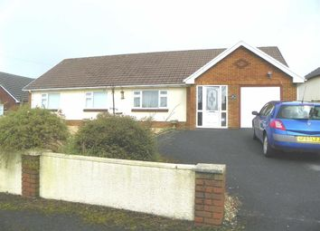 Thumbnail 3 bed detached bungalow for sale in Meinciau, Pontyates, Kidwelly